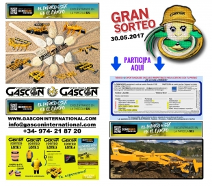 Gascón International presente en DEMOAGRO 2017
